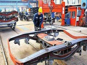 TÜDEMSAŞ 2016 yılında 1500 civarında vagon üretecek
