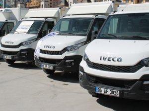 Afiyet, filosunun tamamını Iveco Daily araçlarla yeniledi