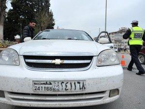 Suriye plakalı yaklaşık 17 bin araca geçici trafik belgesi verildi