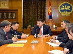 Moğolistan-Çin Demiryolu transit kargo hacmi artıyor