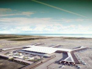 3. Havalimanı Fransa'da tanıtıldı
