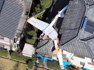 Tokyo'da planör düştü; 2 kişi hayatını kaybetti