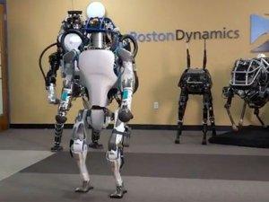 Boston Dynamics el değiştiriyor