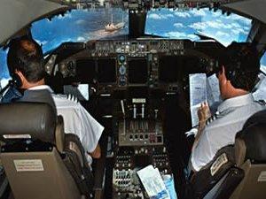 THY pilotları atıklarını denize bırakan bir gemiyi ihbar etti