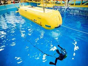 Boeing, insansız denizaltı aracı Echo Voyager'ı yazın suya indirecek