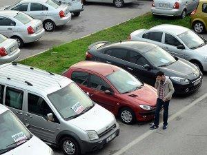 'İkinci el'de 15-25 bin liralık otomobiller yok satıyor