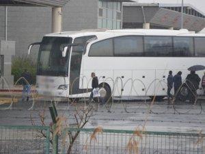 Uçak ve YHT ile seyahat otobüs sayısını azalttı