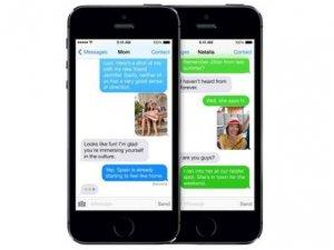 Apple iMessage kullananlar için uyarı