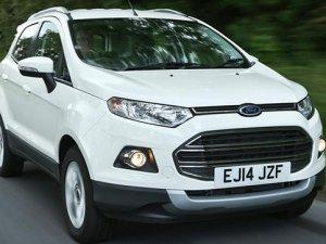 Ford, EcoSport'u Romanya'da üretecek