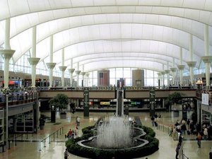 Denver Havalimanı kara teslim