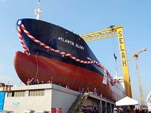 Atlantik Denizcilik, Selah Tersanesi'ne 2 adet kimyasal tanker siparişi verdi
