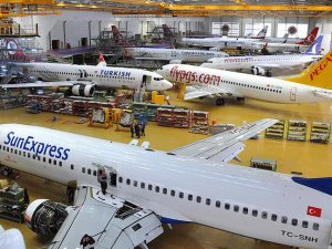 Dünyanın uçağına THY Teknik bakıyor