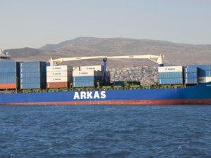 Arkas Line, Afrika Rotası'ndaki limanlara yenisini ekledi