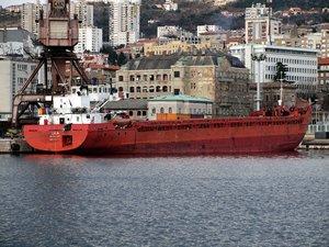 Kerç Boğazı'ndaki köprüye çarpan gemiye 1.76 milyon dolar ceza