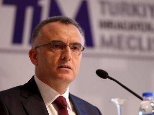 Maliye Bakanı Ağbal: Son veriler enflasyon beklentilerini olumlu etkiledi