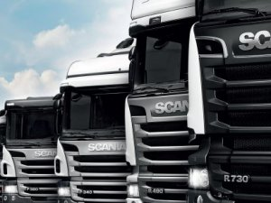 Scania 125. Yılını Kutluyor