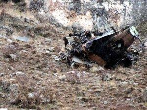 Cezayir'de askeri helikopter düştü: 12 ölü, 2 yaralı