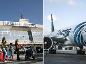 Egypt Air'e ait 182 sefer sayılı uçak kaçırıldı