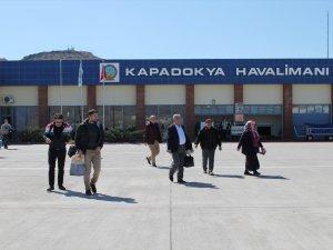 Kapadokya-İzmir seferleri başlıyor