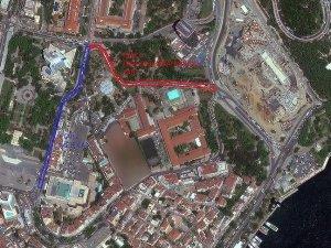 Taksim Meydanı'nda alt ve üstyapı düzenlemesi yapılacak