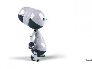 Büyüyebilen robot geliştirildi