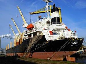 M/V MARAKI K, 2 milyon 100 bin dolara Aknur Denizcilik Şirketi'ne satıldı