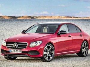 Mercedes'in yeni nesil E serisinin fiyatı belli oldu