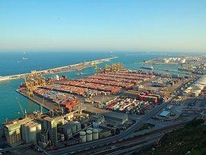 Barselona Limanı'na demiryolu bağlantısı 2018'de