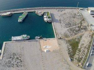 Sığınmacılar için Çeşme'de transfer alanı oluşturuluyor
