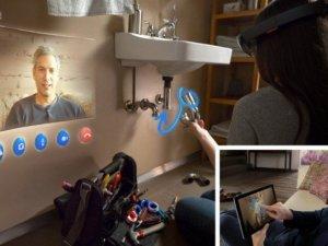 Skype'a Hololens Ve Cortana desteği geliyor