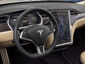 Tesla Model 3'ün Ekranlarını LG Üretecek