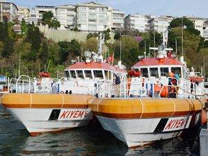 Özata Tersanesi, KIYEM 5 ve KIYEM 6 hızlı tahlisiye botlarını teslim etti