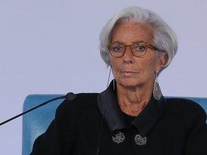 IMF Başkanı Lagarde: Küresel ekonomideki toparlanma çok yavaş ve çok kırılgan