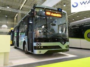 Temsa'nın elektrikli otobüsünü tanıttı: MD9 electriCITY