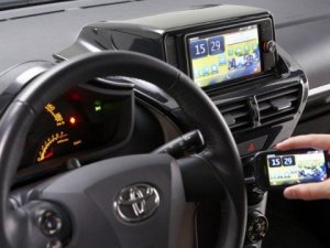 Toyota Connected, otomobilleri daha akıllı kılacak