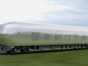 Japonlar, hayalet tren geliştirdi