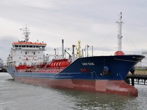 Fransa'daki M/T Lady Özge tankeri davası Türkiye'ye gönderildi