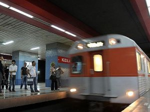 Ankara Batıkent metro hattında yeni düzenleme
