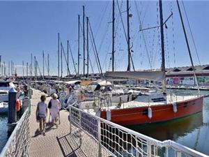"""Yacht Show Eurasia"" 5-10 Mayıs'ta Viaport Marina'da düzenlenecek"