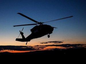 Suriye'de Rus helikopteri düştü: 2 pilot öldü