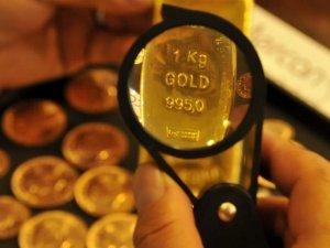 Altının onsu yaklaşık 1 ayın en yükseğinde