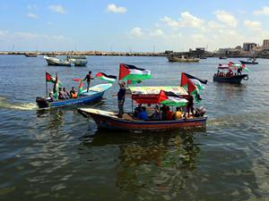 Gazze'ye yüzer liman konusunda anlaşmaya varıldı