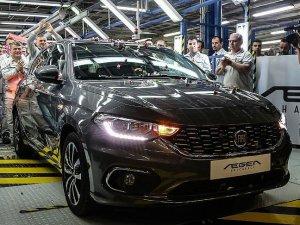 Fiat Egea hatchback üretimine başlandı