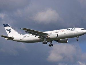 İran Air uçağından İstanbul'a acil iniş