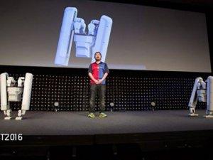 Google, yeni bir robot geliştiriyor
