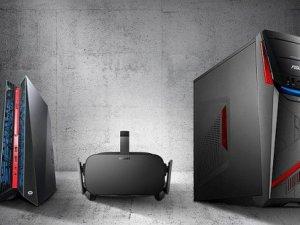 Oculus Rift Destekli ASUS bilgisayarlar geliyor