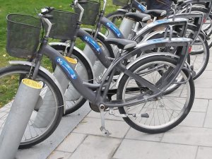 'Bisikletle ulaşımı bütün Türkiye'mize yaymak istiyoruz'