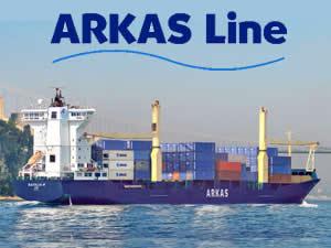Arkas Line, Hapag-Lloyd'un Kuzey Avrupa-Batı Afrika servisine ortak oldu