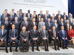 G20 Bakanları ve Merkez Bankası Başkanlarından bildiri