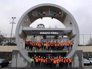 3 Katlı Büyük İstanbul Tüneli Projesi  için mali teklifler alınacak!